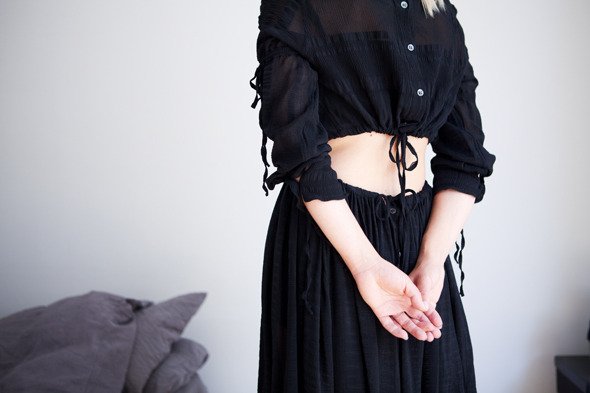 Анна Песонен, младший редактор моды финского журнала SSAW. Изображение № 8.