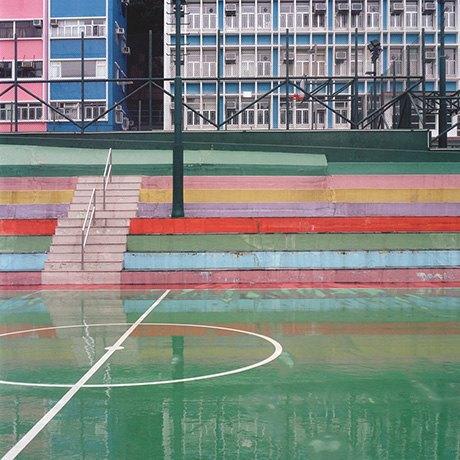 «Courts»: Заброшенные спортплощадки . Изображение № 5.