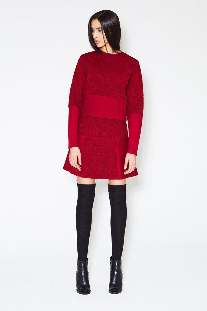 Пальто-коконы и миди-юбки в новой коллекции I am. Изображение № 4.