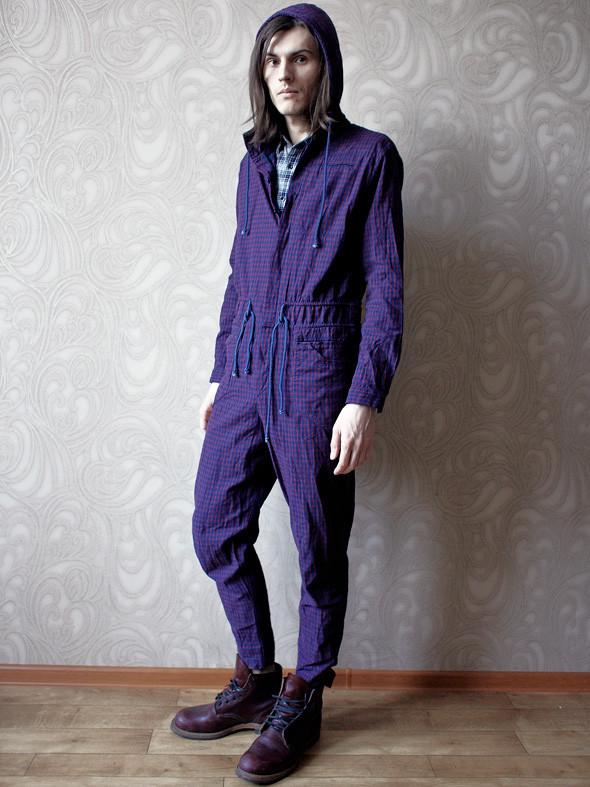 Гардероб: Андрей Толстов, модель, сотрудник магазина «КМ20». Изображение № 5.