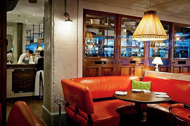 Где перекусить между модными показами в Лондоне. Изображение № 4.