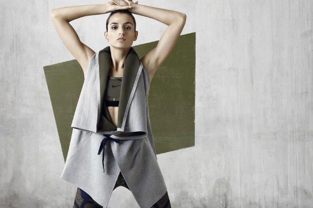 Nike представили совместную коллекцию  с Йоханной Шнайдер. Изображение № 1.
