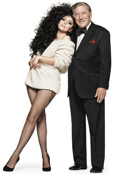 Леди Гага и Тони Беннетт веселятся на вечеринке в ролике H&M. Изображение № 2.