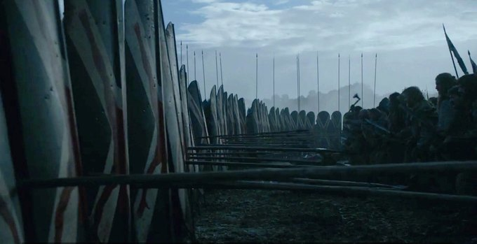 Историки раскритиковали сцену «битвы бастардов» из «Игры престолов». Изображение № 4.