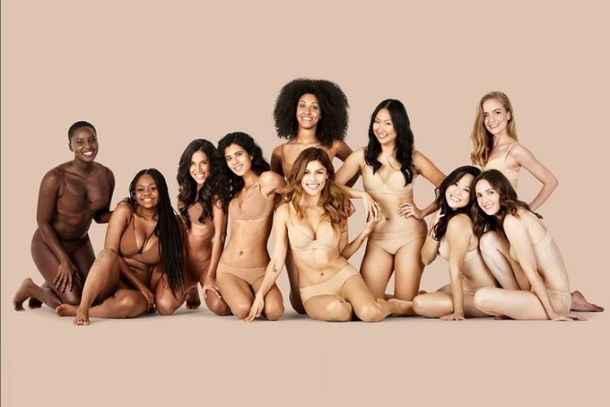 В рекламной кампании нижнего белья Naja снялись реальные женщины. Изображение № 5.