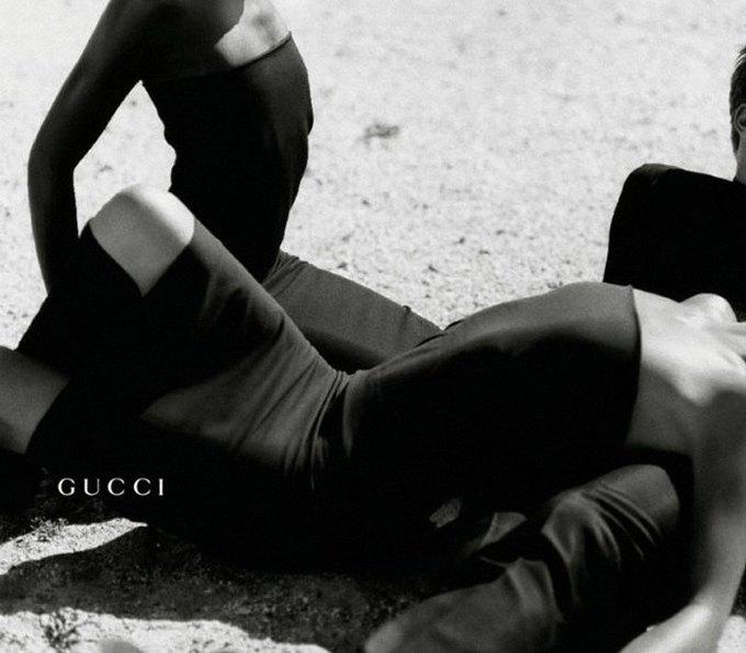 Рекламная кампания Gucci весна-лето — 1997. Изображение № 15.