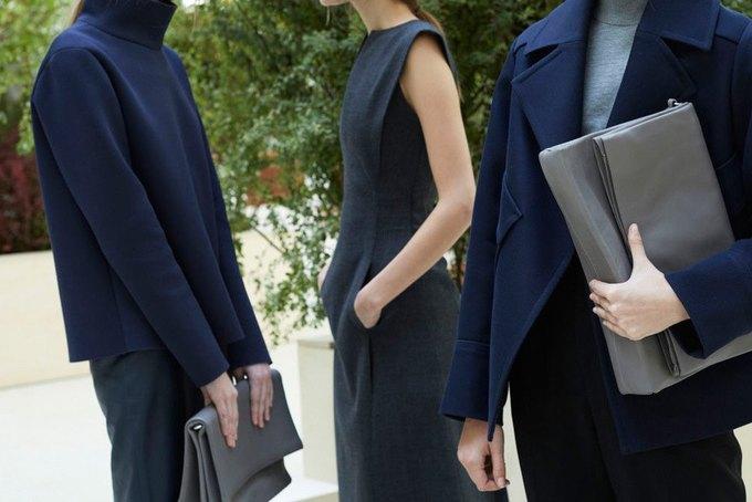 Объемные пальто и клетка в осеннем лукбуке Zara. Изображение № 17.