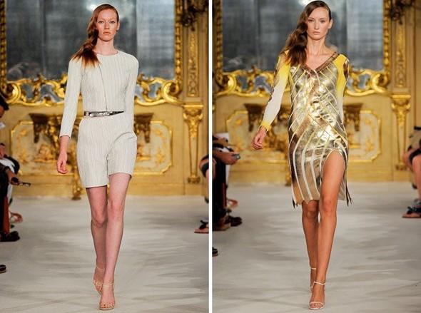 Показы Milan Fashion Week SS 2012: День 3. Изображение № 14.