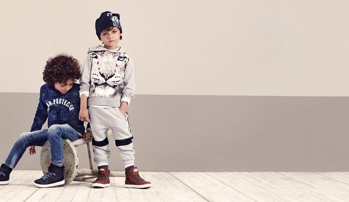 H&M Kids представили коллаборацию с WWF. Изображение № 2.