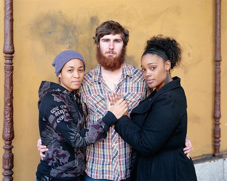 Тари, Шон и Саммер, Лос-Анджелес, Калифорния, 2012. Изображение № 13.