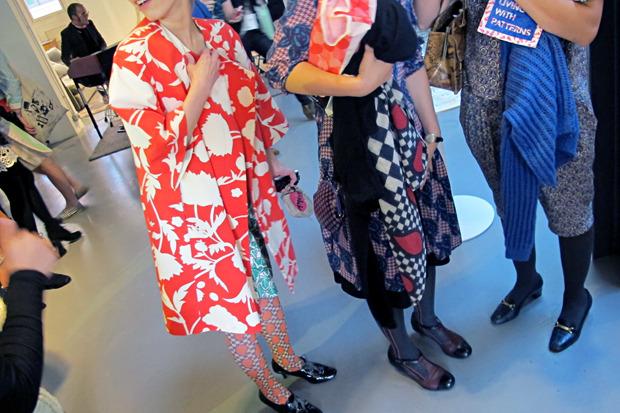 Дневник стилиста: Тесс Йопп о старушках, девочке-капкейк и облитой Джорджии Мэй Джаггер. Изображение № 37.
