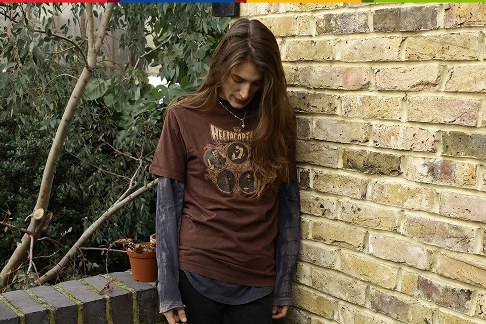 London rocks: Стилист Мирейа Гарсия и ее коллекция футболок. Изображение № 15.