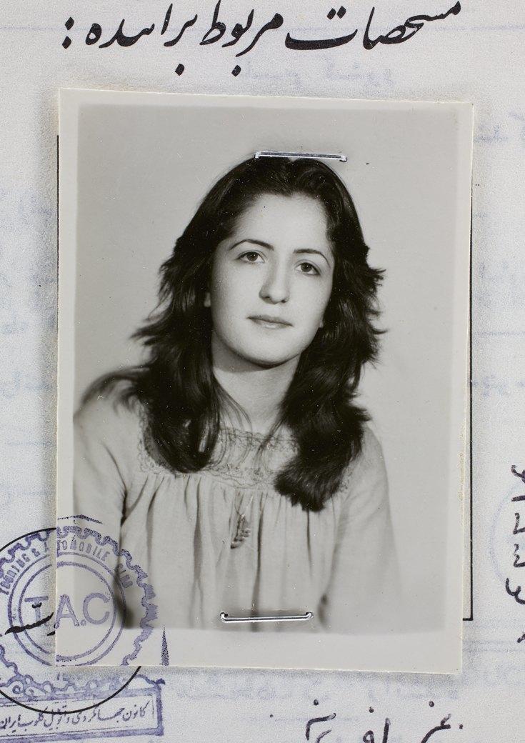 18 лет, водительское удостоверение, Тегеран, 1975. Изображение № 8.