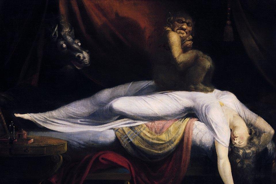 Сонный паралич: Открыв глаза, вы не можете пошевелиться — что делать?. Изображение № 2.