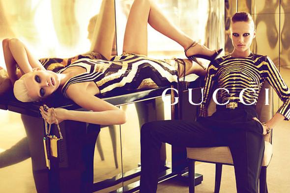 Рекламная кампания Gucci SS 2012. Изображение № 61.