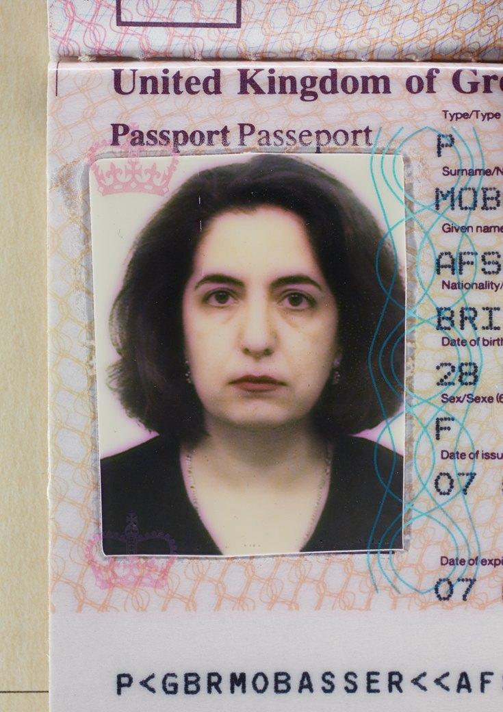 42 года, британский паспорт, Лондон, 1999. Изображение № 5.