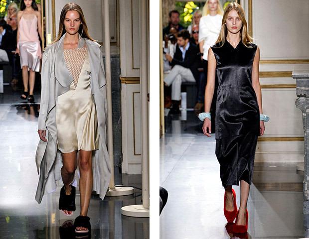 Парижская неделя моды: Показы Kenzo, Celine, Hermes, Givenchy, John Galliano. Изображение № 15.