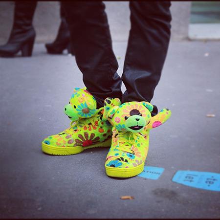 Парижская неделя моды: Чем запомнился первый день. Изображение № 35.