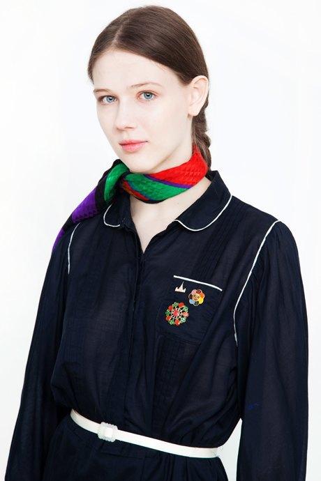 Студентка Лера Никольская о любимых нарядах. Изображение № 4.