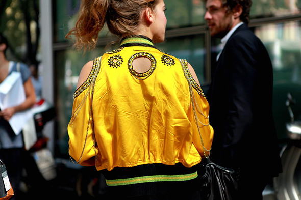 Детали: Milan Fashion Week. Изображение № 23.