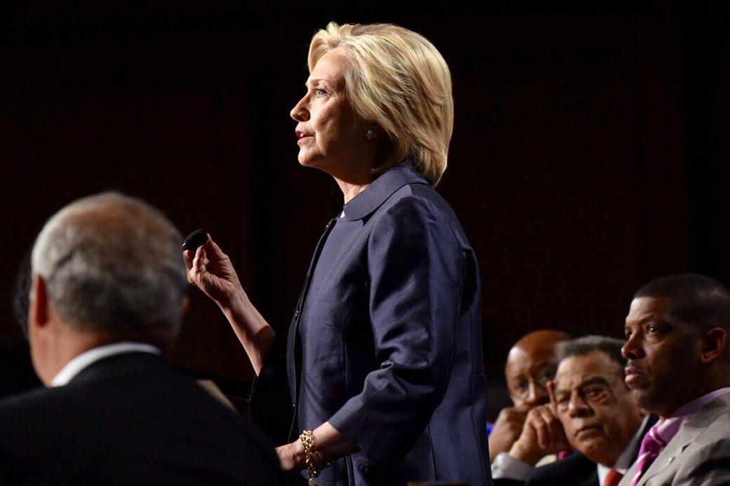 Хиллари Клинтон  и её уверенный путь  в большой политике. Изображение № 6.