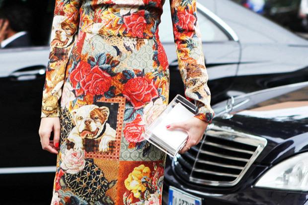 Streetstyle: Неделя моды в Милане. Изображение № 7.