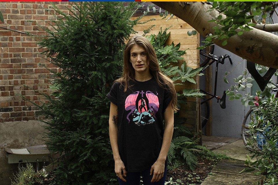 London rocks: Стилист Мирейа Гарсия и ее коллекция футболок. Изображение № 7.