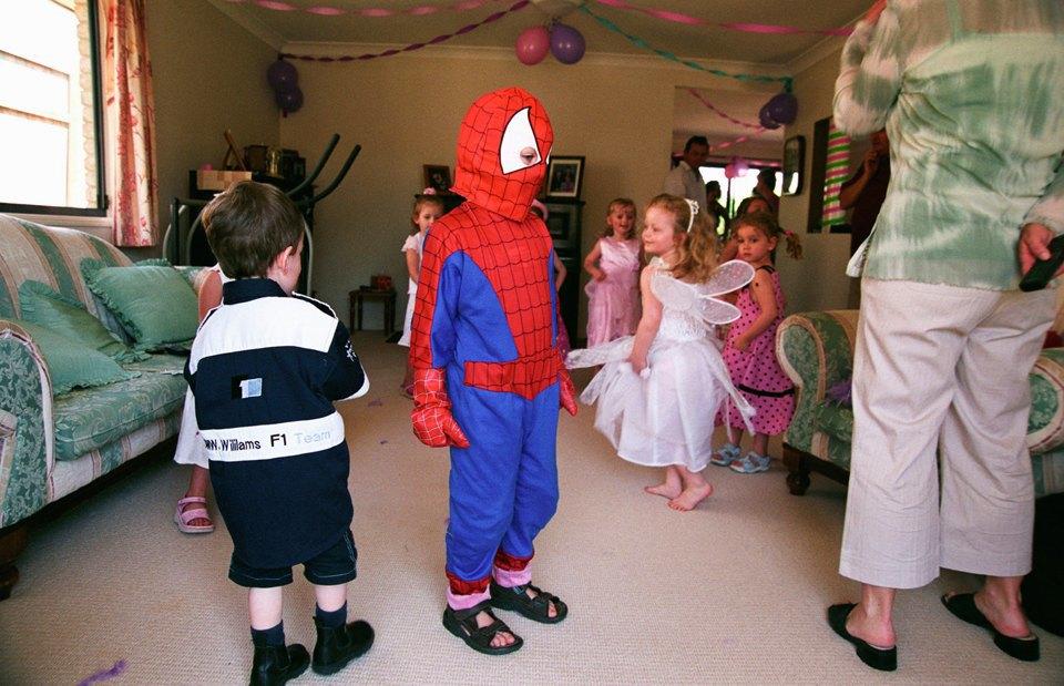 Принцессы и супергерои: Как отмечают детские  дни рождения. Изображение № 15.