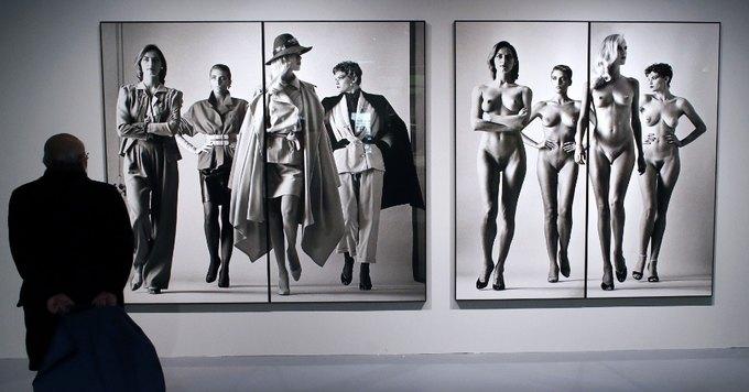 В Париже открылась выставка, посвященная моделям. Изображение № 2.