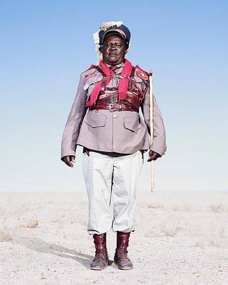 «Гереро»: мода африканского племени как символ неповиновения. Изображение № 14.