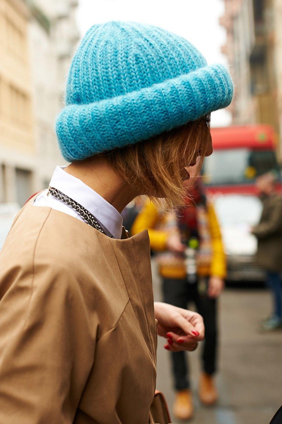Стритстайл:  Неделя моды в Милане,  часть I. Изображение № 2.