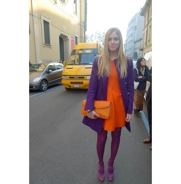 Изображение 16. Milan Fashion Week: день второй — луки.. Изображение № 2.