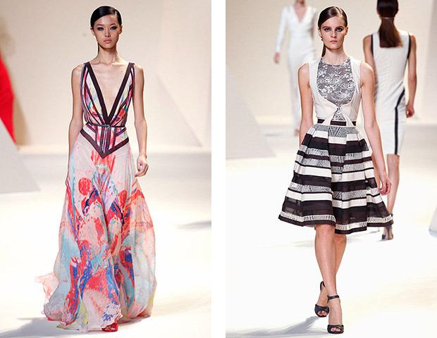 Парижская неделя моды: Показы Louis Vuitton, Miu Miu, Elie Saab. Изображение № 23.