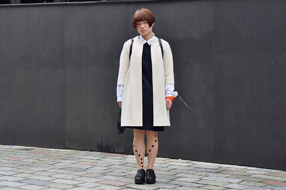 London Fashion Week: Уличный стиль, часть 3. Изображение № 11.