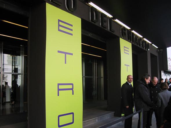 Изображение 24. Milan Fashion Week: день третий.. Изображение № 20.
