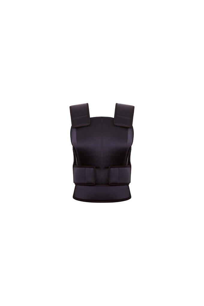 Топы-бронежилеты и квадратные плечи в новом лукбуке BEVZA. Изображение № 76.