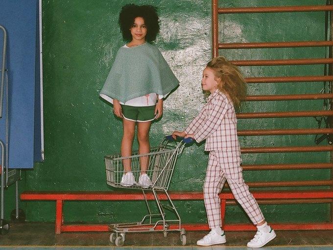 Little Pushkin представили лукбук новой детской коллекции. Изображение № 24.