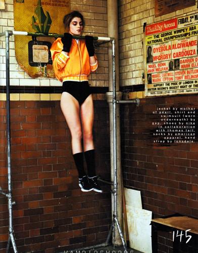 Съемка из Teen Vogue, февраль 2012. Изображение № 40.