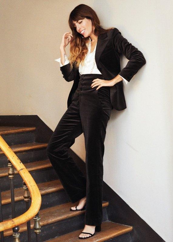 Лу Дуайон снялась в праздничной кампании & Other Stories . Изображение № 4.