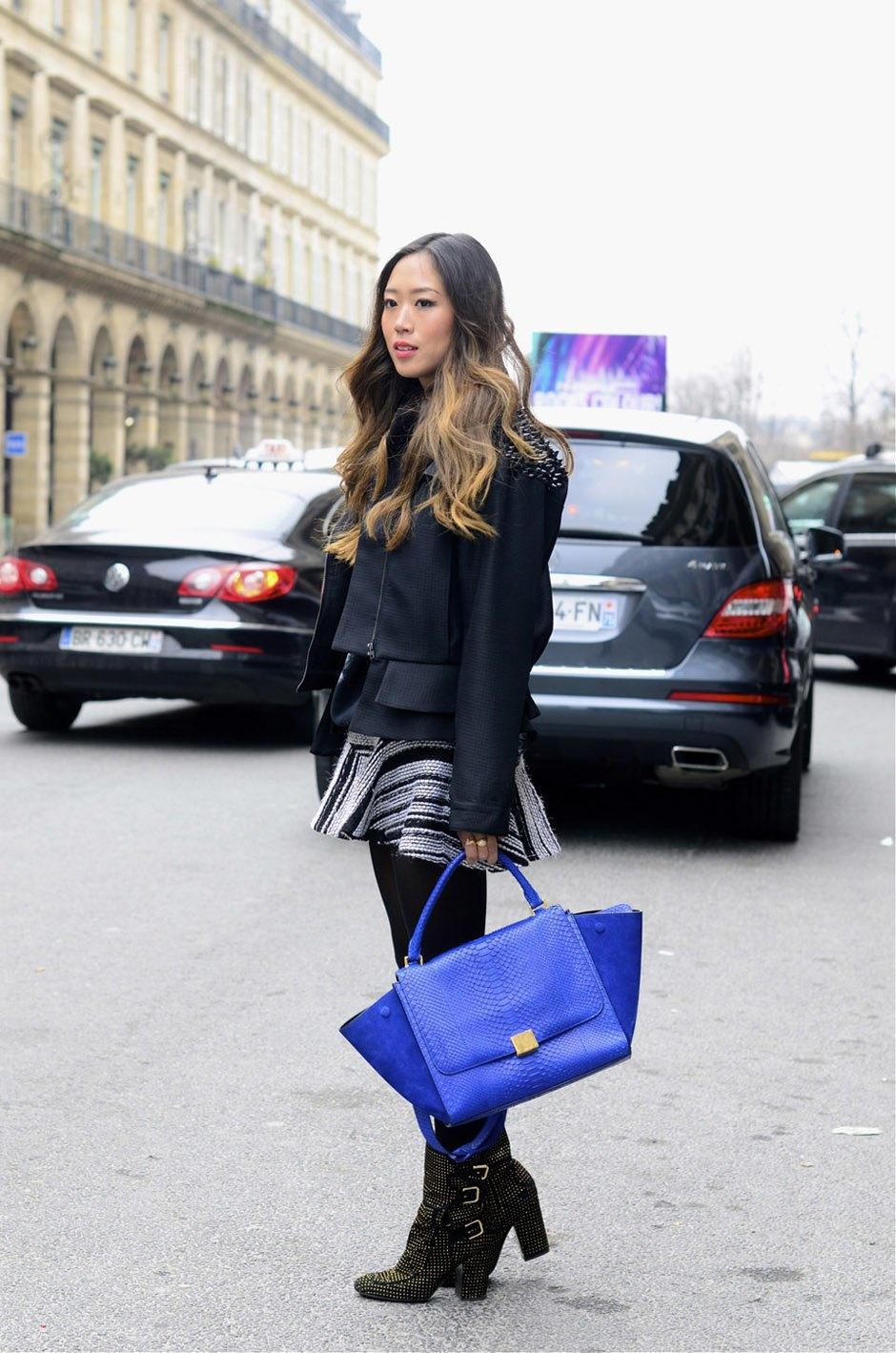 Гости Парижской недели моды FW13, часть 1. Изображение № 30.