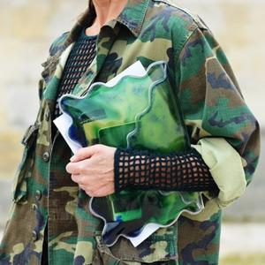 Парижская неделя моды: показы Damir Doma, Dries Van Noten, Rochas, Gareth Pugh и Mugler. Изображение № 61.