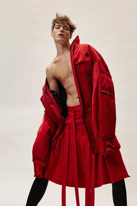 Мужская юбка как новая модная норма . Изображение № 2.