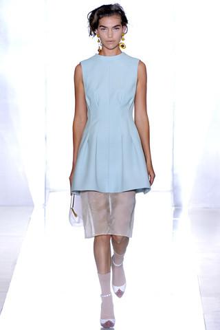 Milan Fashion Week: Показ Marni SS 2012. Изображение № 5.