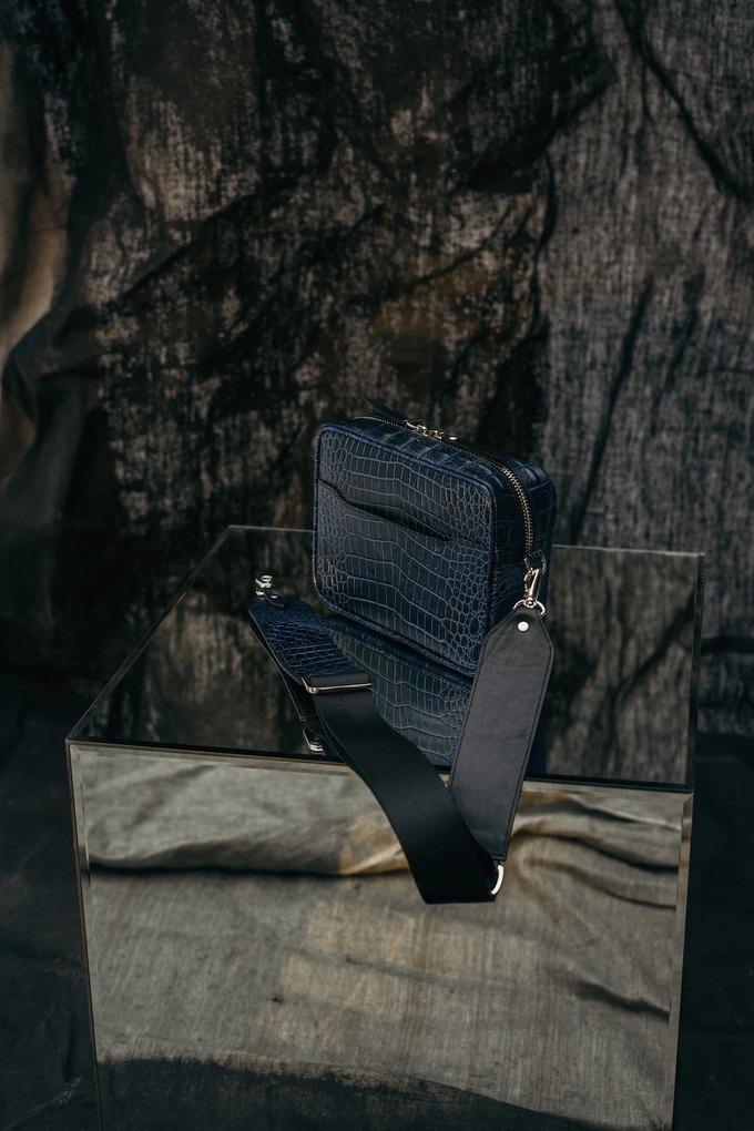IMAKEBAGS показали новую коллекцию лаконичных сумок. Изображение № 7.