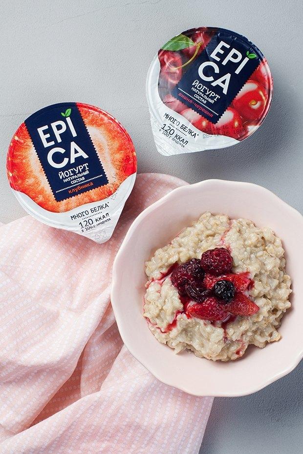 10вкусных белковых завтраков навсе случаи жизни. Изображение № 3.