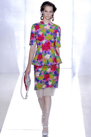 Milan Fashion Week: Показ Marni SS 2012. Изображение № 14.
