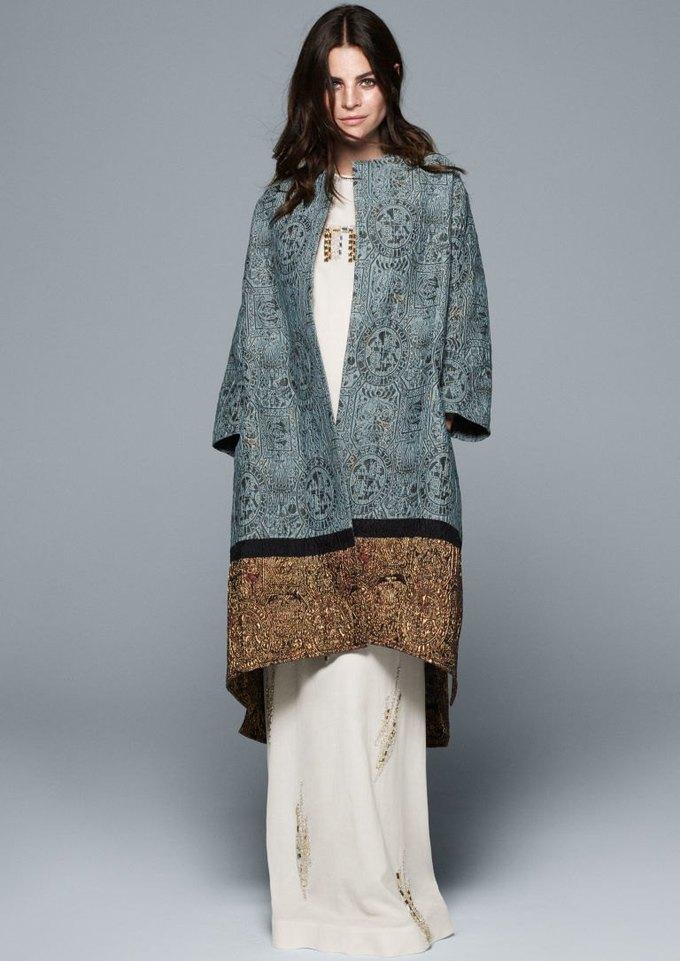 Новая коллекция H&M Conscious стала частью выставки об истории моды . Изображение № 1.
