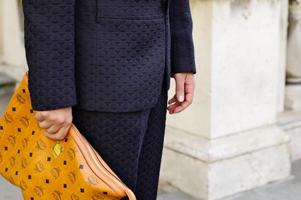 Streetstyle: Неделя моды в Лондоне, часть 2. Изображение № 8.