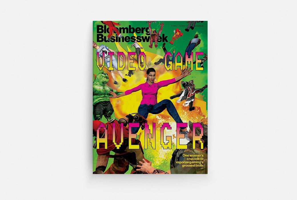 Самые важные «женские» обложки журналов  за 2014 год. Изображение № 9.