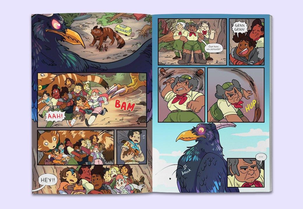 10 комиксов, по которым нужно срочно снять сериал. Изображение № 9.